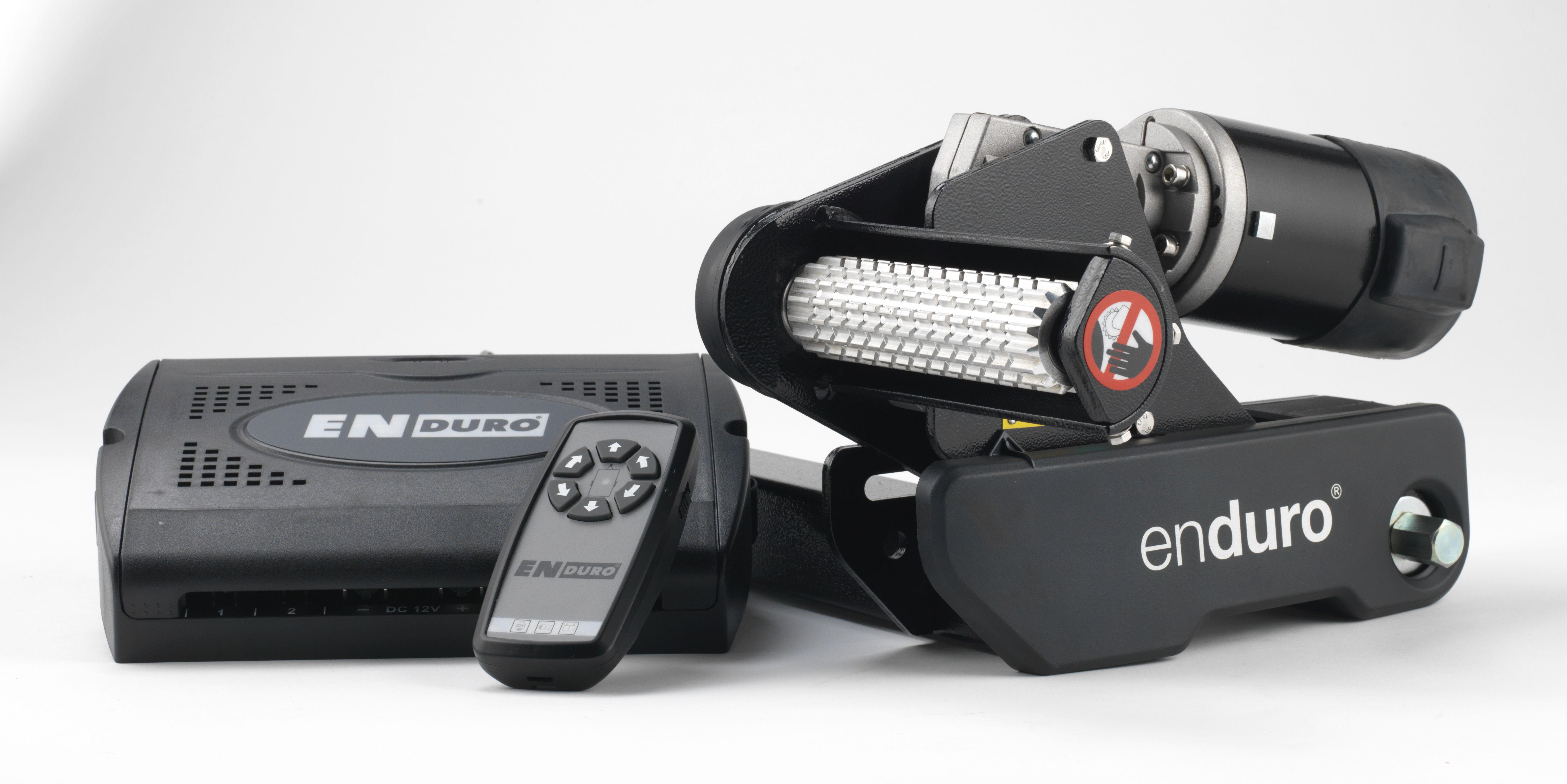 Enduro mover Eco2 med manuel tilkobling til campingvognen