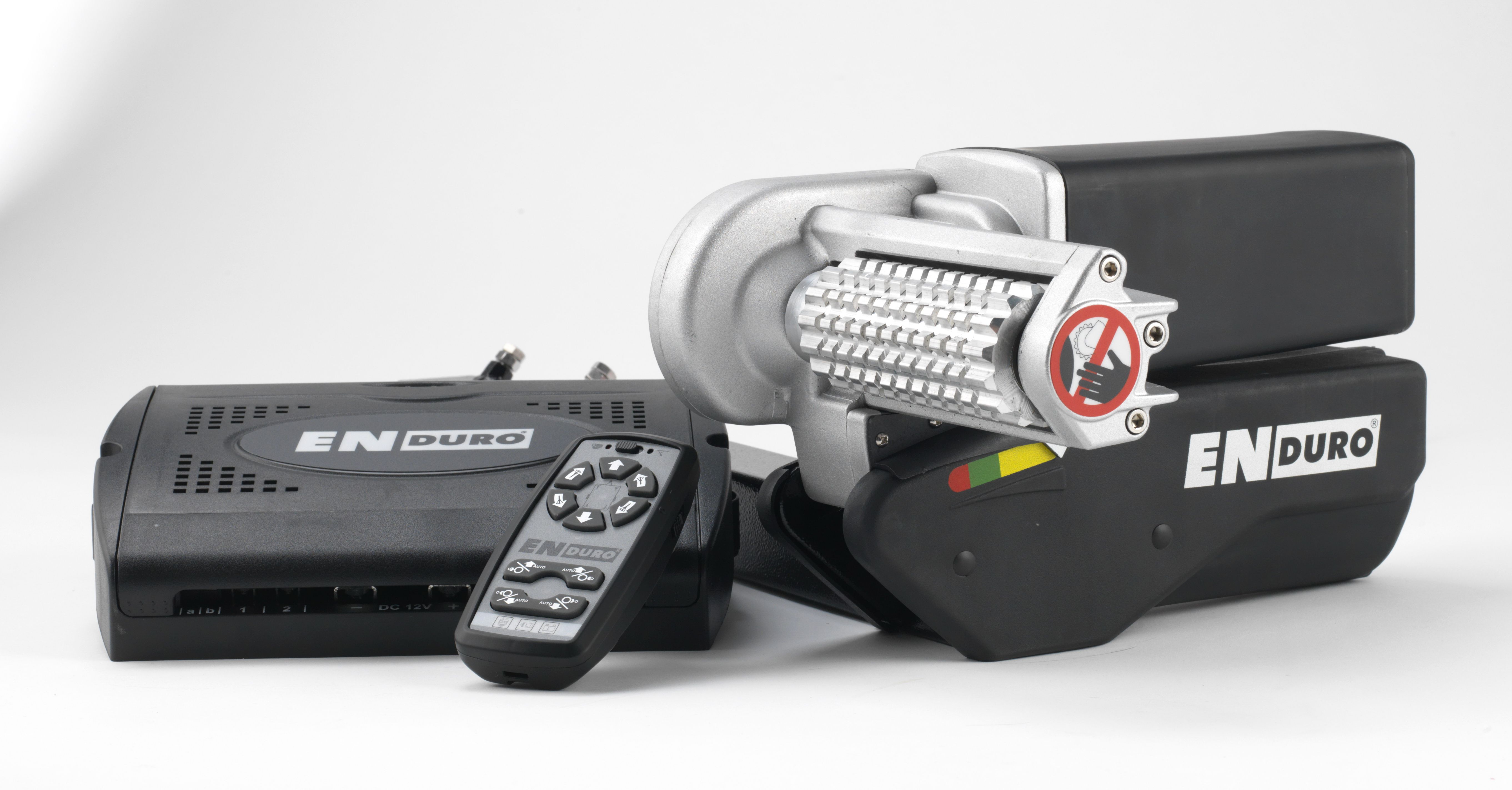 Enduro mover Premium med automatisk tilkobling til campingvognen