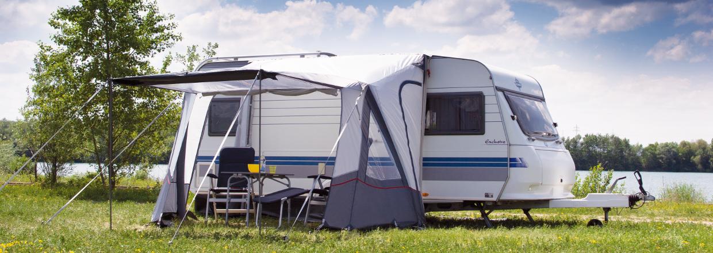 Westfield lufttelte til campingvogne