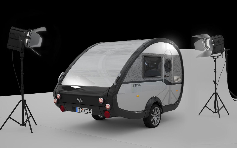 Den nye kult campingvogn fra T@B kommer i 2016