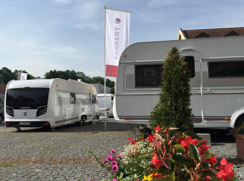 Campingvogne fra Tabbert fortsætter successen med Next Generation