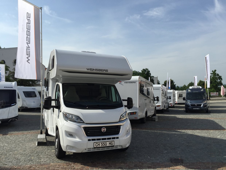 Weinsberg campingvogne og autocampere 2016